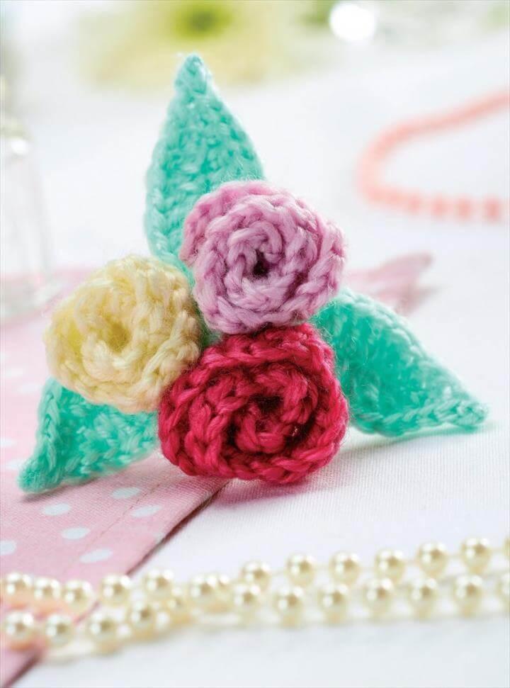FREE Pretty Flower Patterns