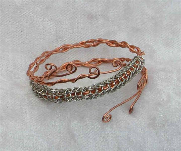 bracelet out of wire