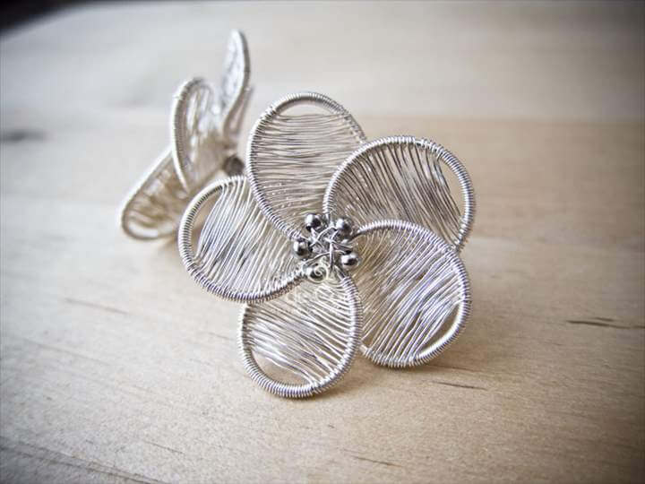 Flower Studs for Mother's Day