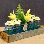 15 Mason Jar Decor & Centerpiece Ideas