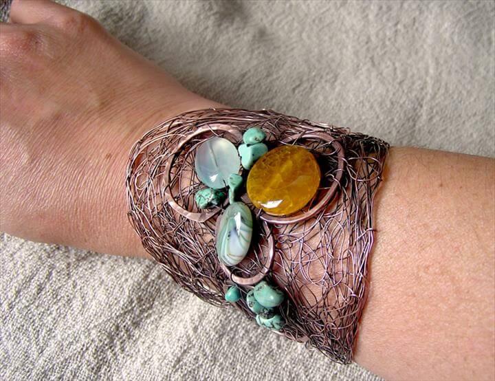 New Copper Jewellery Designs