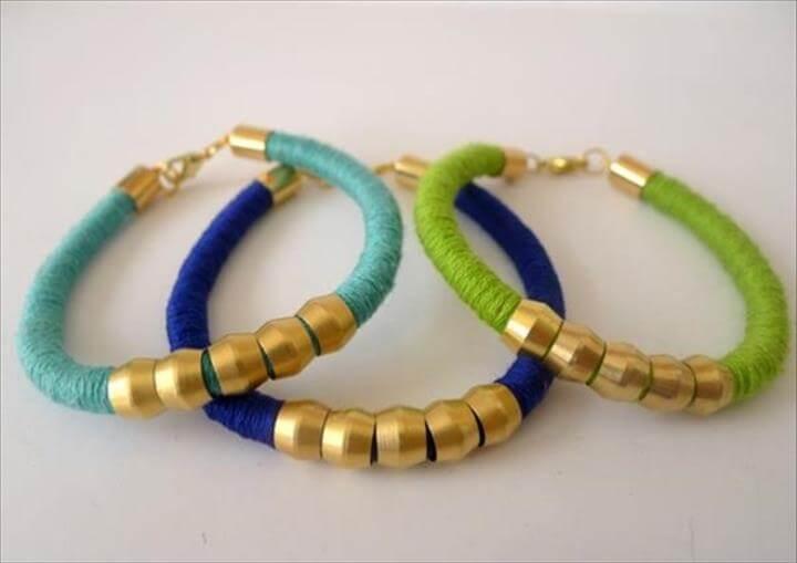 DIY Ideas for Super Cute Bracelets