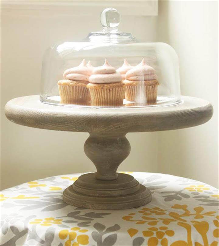 14 Quick And Easy Diy Cool Cake Stand Craft Ideas