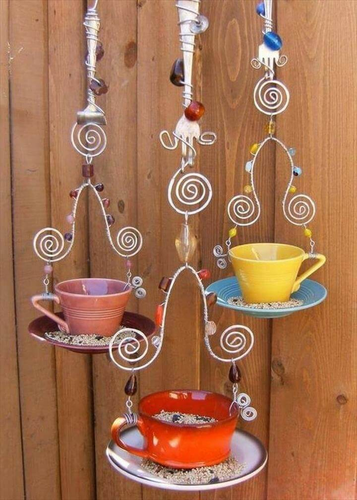 creative upcycling ideas cutlery ideas coffee cups upcycling ideas