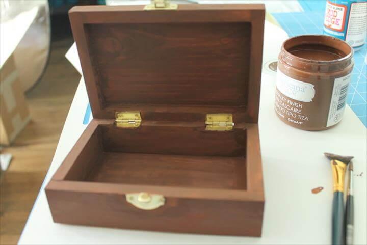 Top 17 Unique Handmade Jewelry Box Ideas