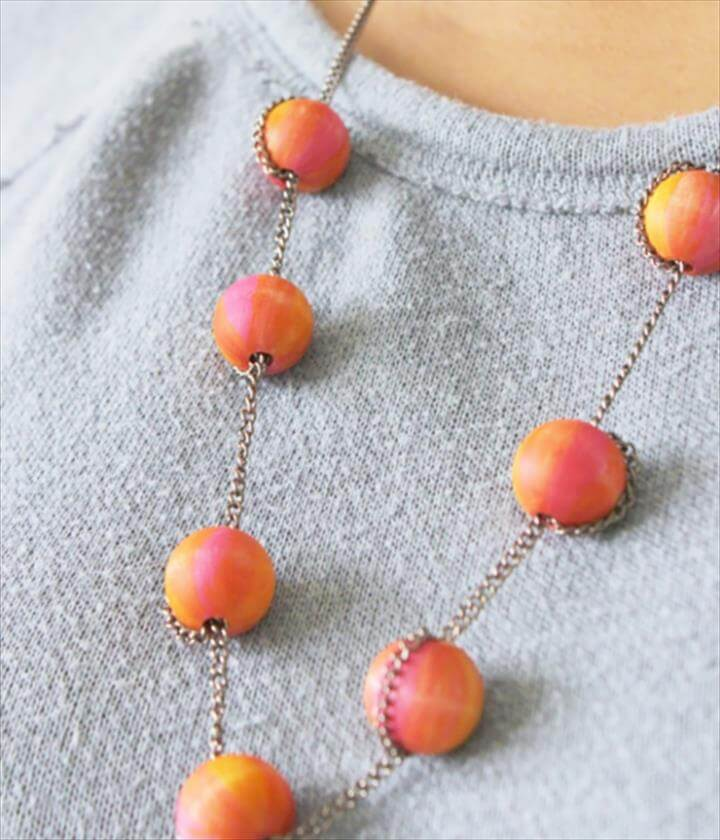 necklace craft ideas top 22 best easy handmade jewelry ideas diy to make 2542