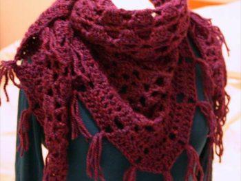 Stunning Crochet Shawls in a Snap