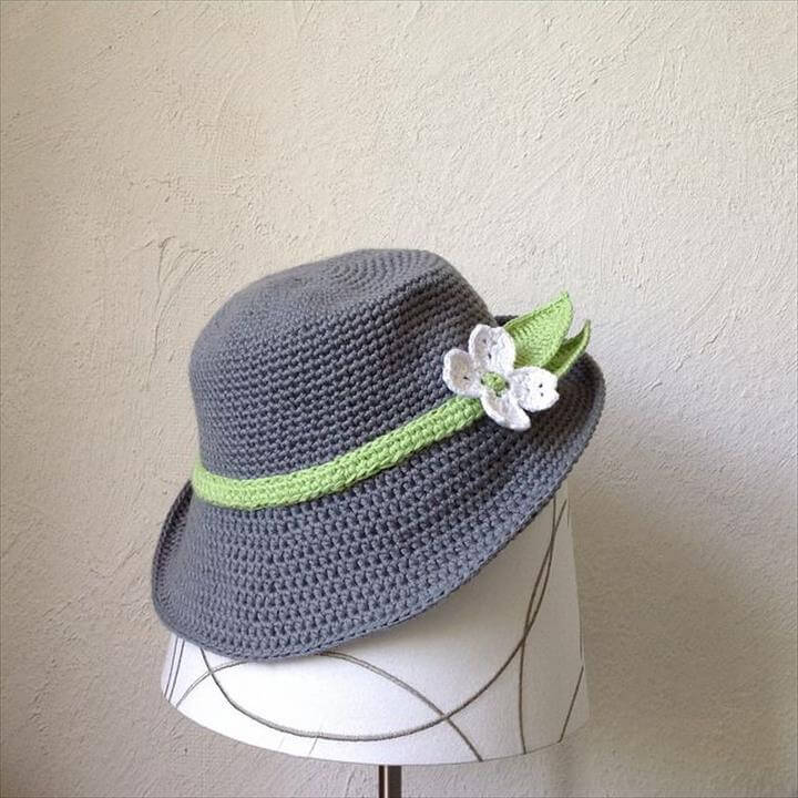 FREE Pattern Spring Hat
