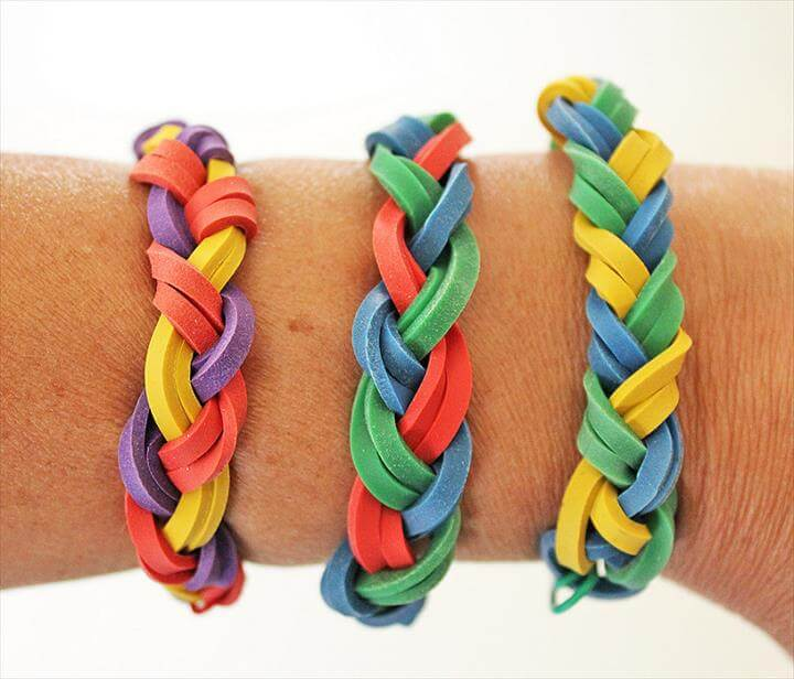Jewelry Made From Office Supplies