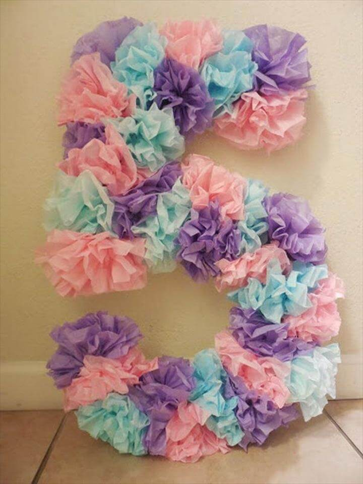 20 Amazing Eye Catching Diy Letters