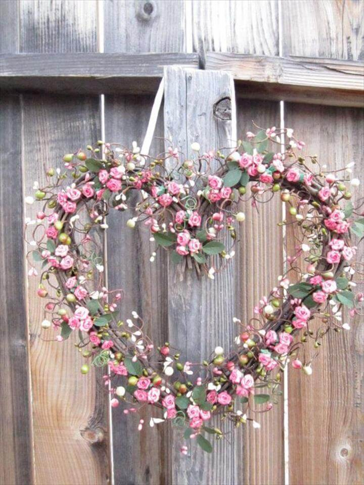 best Valentine Wreath Ideas