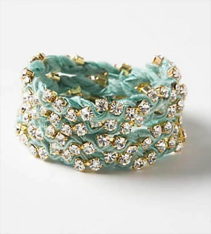 DIY Bracelets & Jewelry Making Ideas