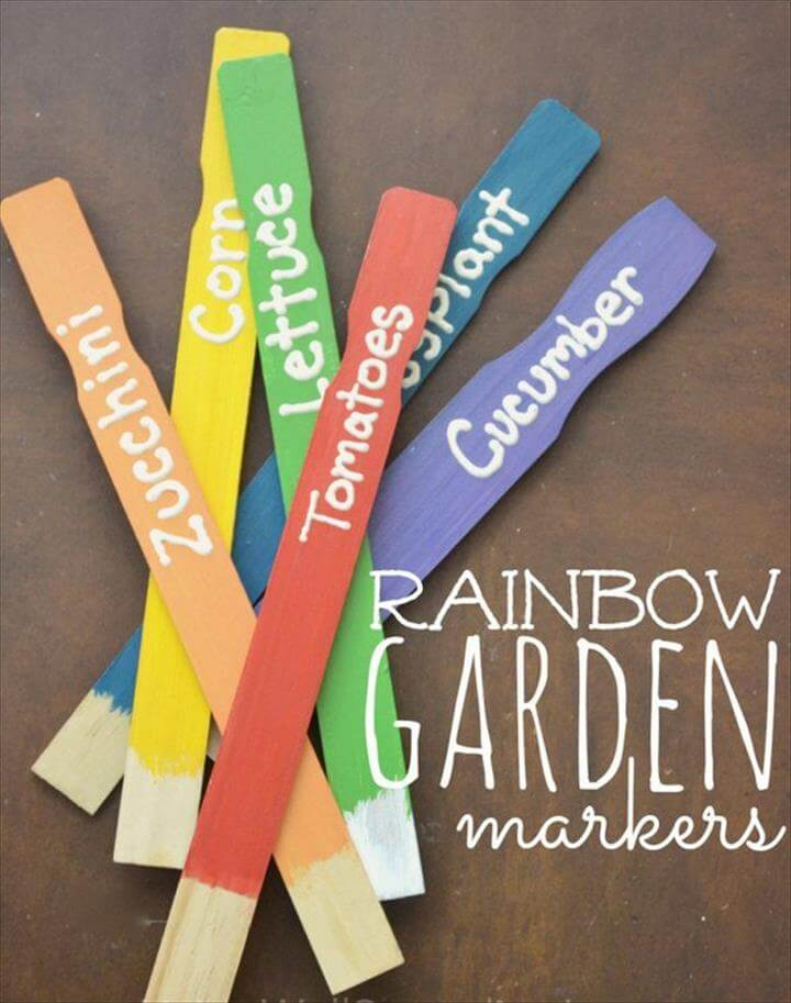Herb Garden Markers Plant Labels