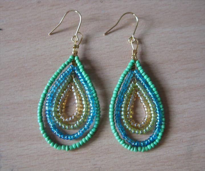 Donna's earrings