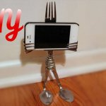 Top 24 Creative Recycled Cutlery Ideas