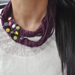 27 Easy To Make T-shirt Into Jewelry
