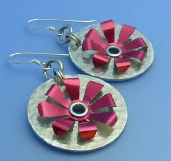 Image result for diy jewelry ideas Diy Aluminum Soda Can Crafts