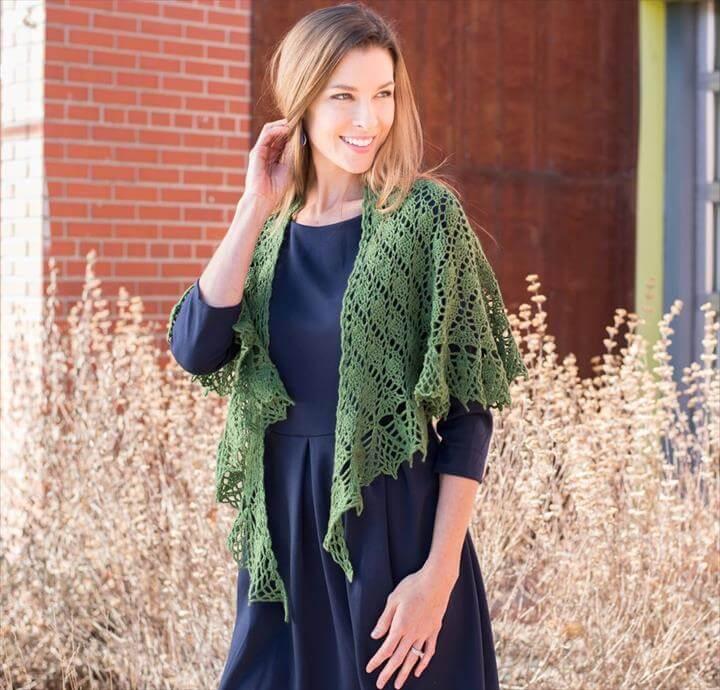 Crochet Shawl Kits You'll Love!