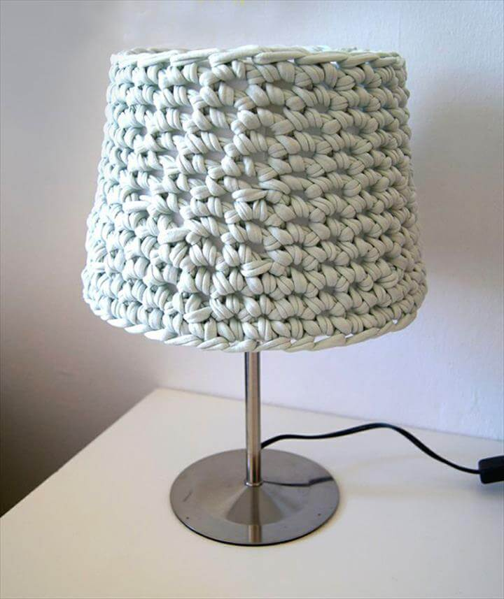 Knotted Lampshade
