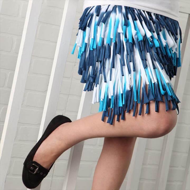 Fringe Skirt: