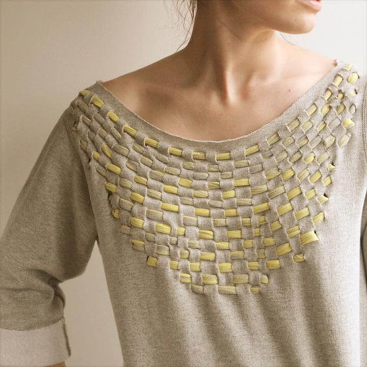 Comfy Weave Sweater