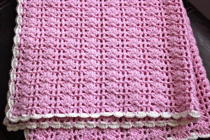 Free Crochet Patterns For Baby Blankets For Beginners: Best Free Crochet Blanket Patterns for Beginners
