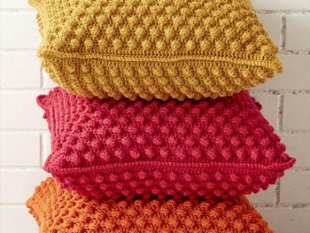 Bobble licious Pillows ideas
