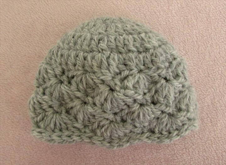 crochet patterns for beginners step by step hats
