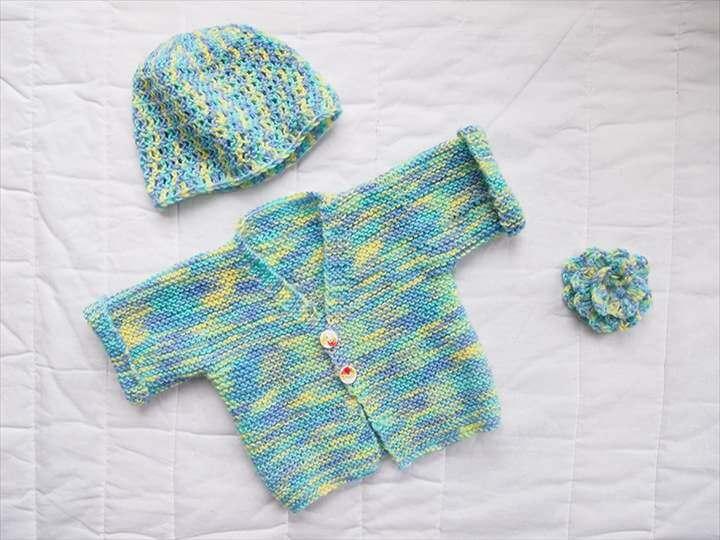 crochet baby blanket for absolute beginners