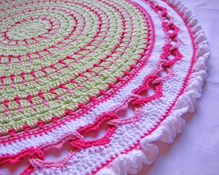 Easy Crochet Baby Blanket Pattern For Beginners: easy baby blanket crochet patterns, easy crochet