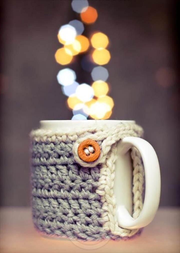 Marion's Cozy Mug Warmer