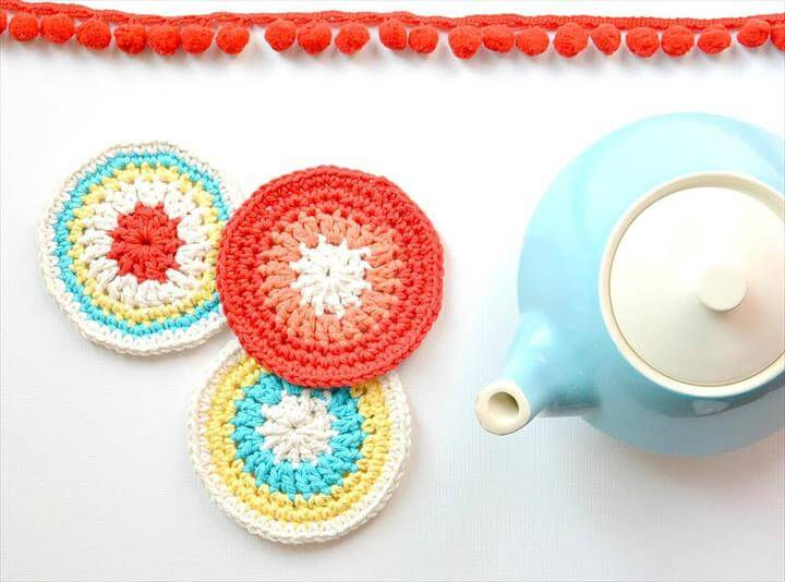 Crochet Small Items for the Kitchen