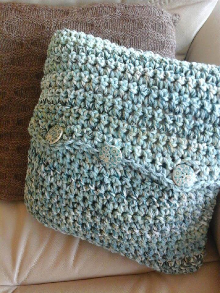 Simple Cushion Pattern for Beginners