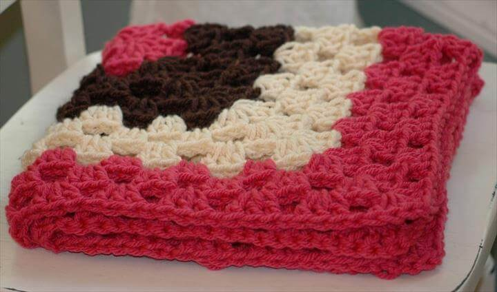 amazing crochet blanket