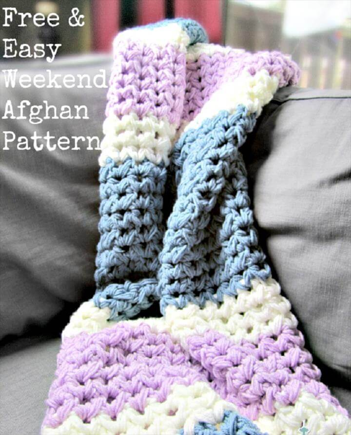 20 Easy Crochet Patterns For Beginners Diy To Make