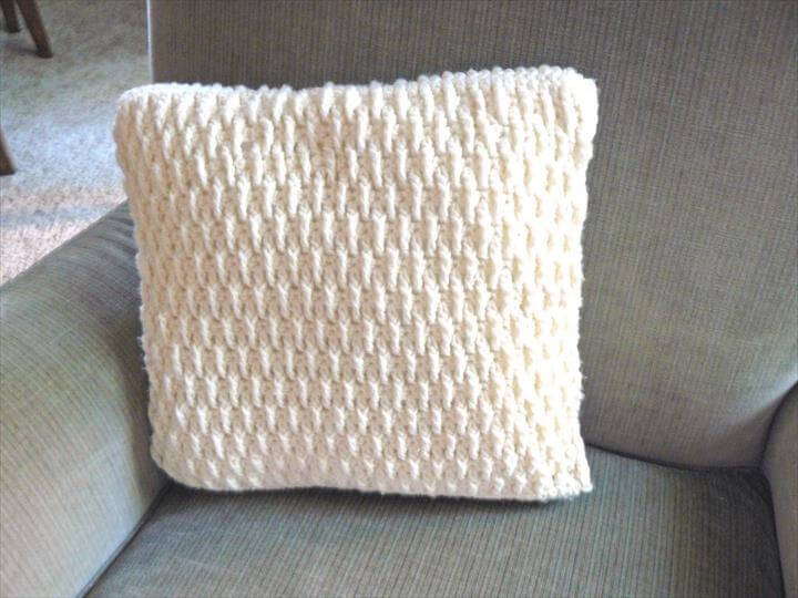 Crochet minions and Pillow covers
