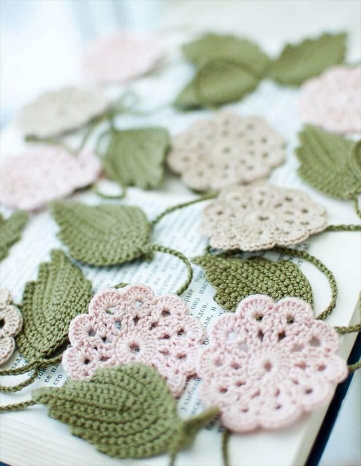 Crochet bunting, Yarn projects and Chrochet