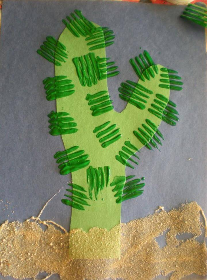 plants crafts for preschool