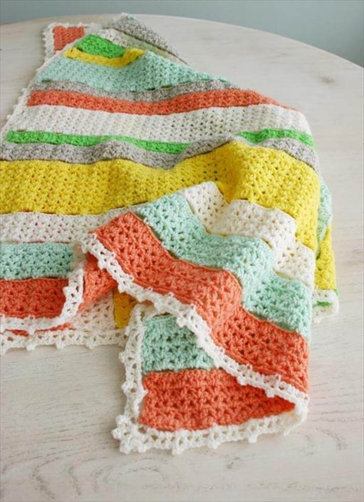 Cute Spring Crochet Projects -