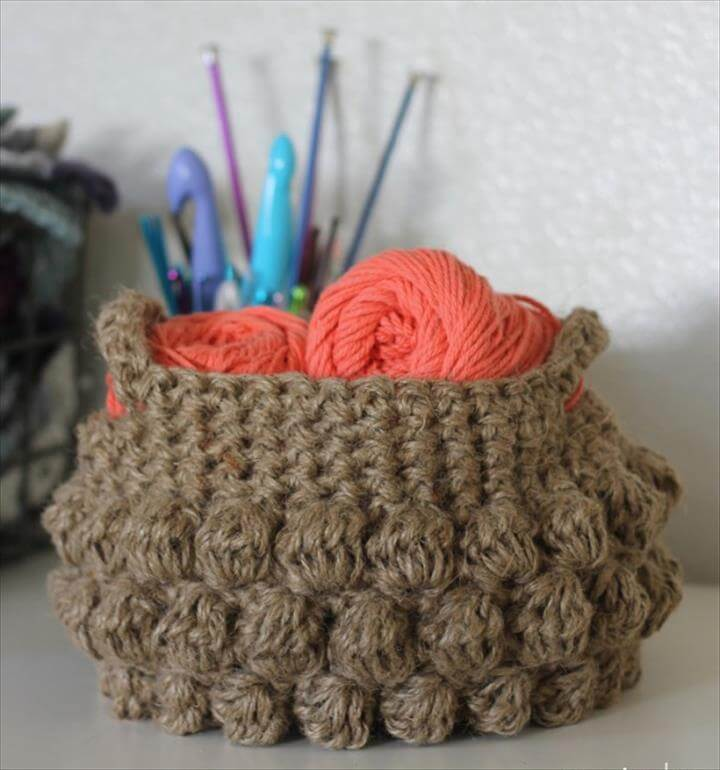 20 Gorgeous Crochet Decor Pattern & Ideas | DIY to Make