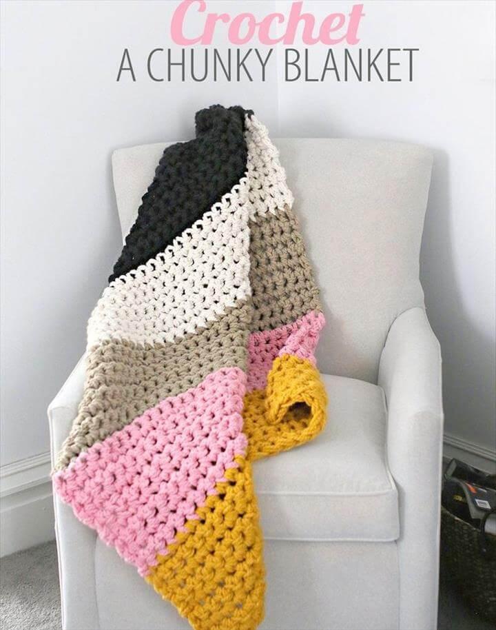 diy handmade blanket