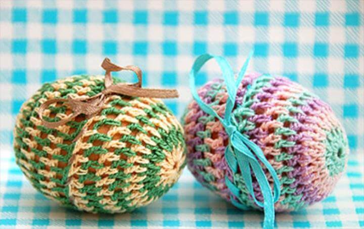 Free Crochet Patterns For Adorable Easter Decorations