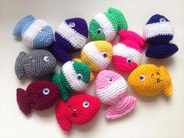 20 Easy Handmade Crochet Project Ideas Diy To Make