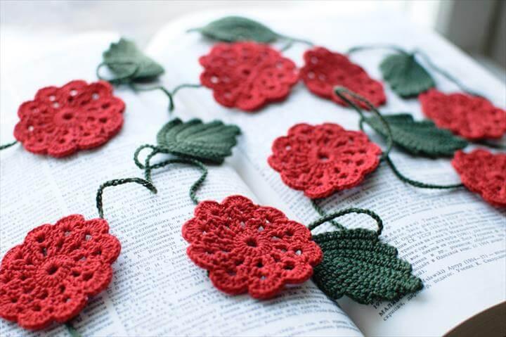 52 Handmade Crochet Garland Free Pattern Diy To Make