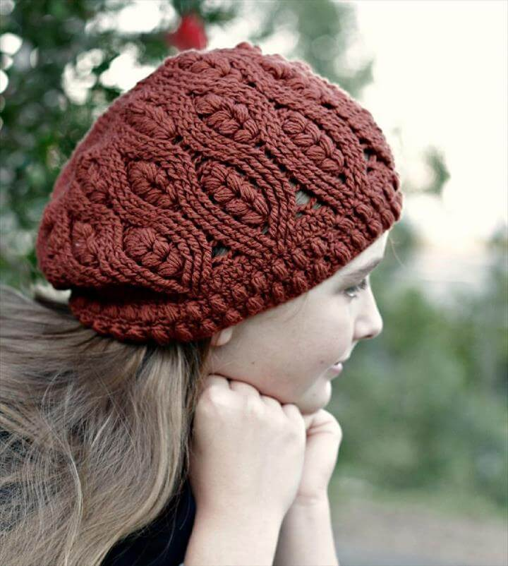 crochet accessories for winter