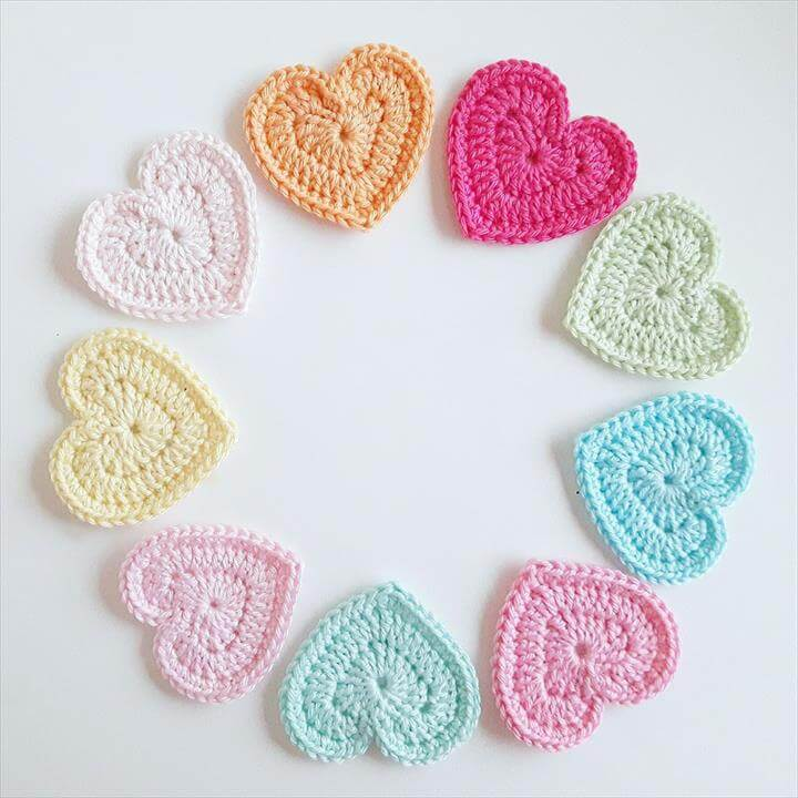 Spring Crochet Projects