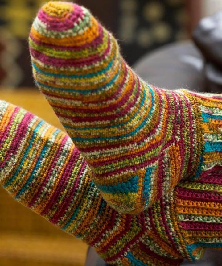coclorful socks
