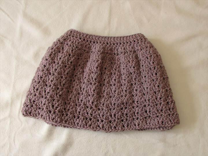 Sweet Swing Skirt for the Little Ones