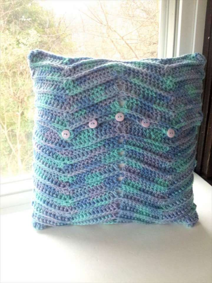 square pillow, home accent pillow, multi-co