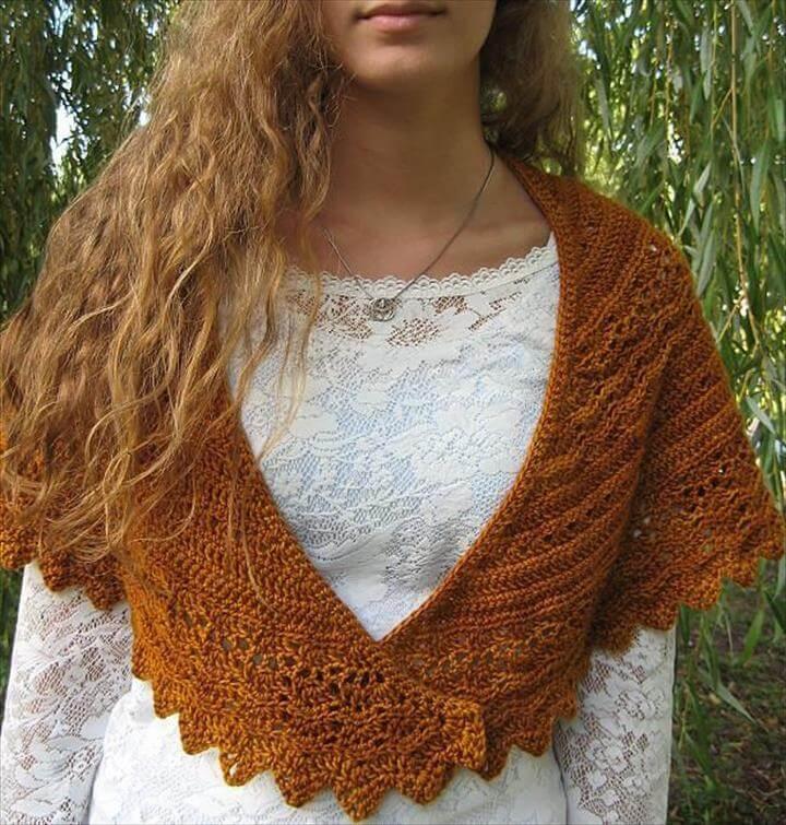 crochet patterns for spring: